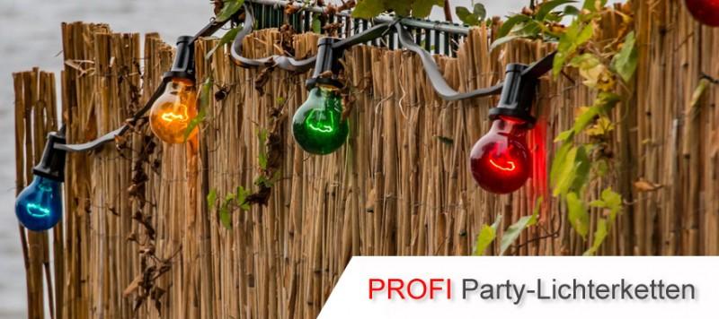 Weihnachtsbeleuchtung Außen Für Große Bäume.Partylichterketten Und Solarlichterketten Direkt Vom Experten Www