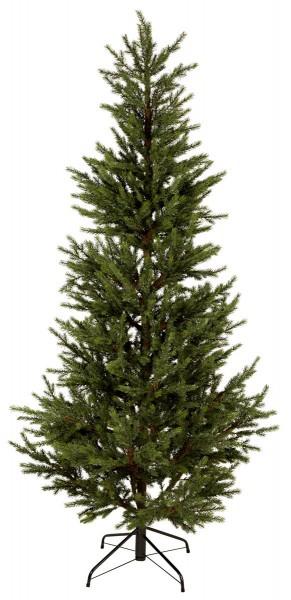 """Weihnachtsbaum """"Malung"""" - H: 200cm, D: 96cm - PE - Metallfuss - outdoor"""