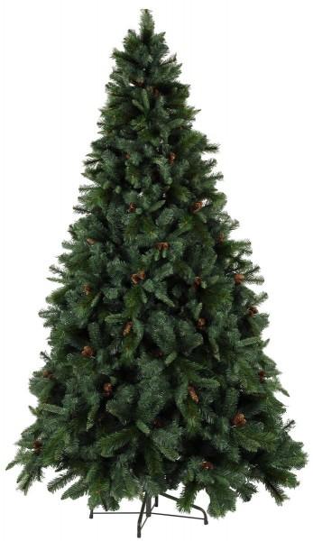 """Weihnachtsbaum """"Toronto"""" - mit Tannenzapfen - H: 300cm, D: 170cm - outdoor"""