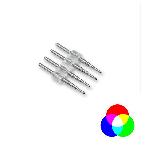 Einspeisekontaktstift - LED NEON FLEX 230V SLIM RGB