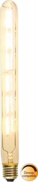 LED Leuchtmittel GLOW - T30 - E27 - 3W - warmweiss 2200K - 250lm - dimmbar