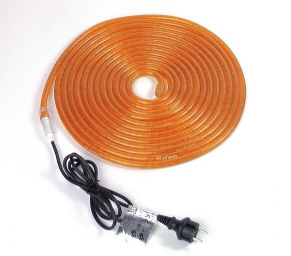Lichtschlauch | Outdoor | RL1-230V | 324 Lampen | 9,00m | Orange