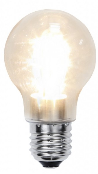 Leuchtmittel - LED - Deco - B: 5,5cm, H:9,3cm - 1,6W - E27 - 2100K - 135 Lumen