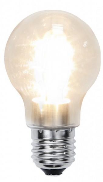 Leuchtmittel | LED | Deco | →5,5cm x ↑9,3cm | 1,6W | E27 | 2100K | 135 Lumen
