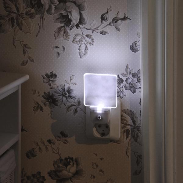 Nachtlicht LED SENSOR - kaltweiss - 0,5W - 5lm - EUROStecker