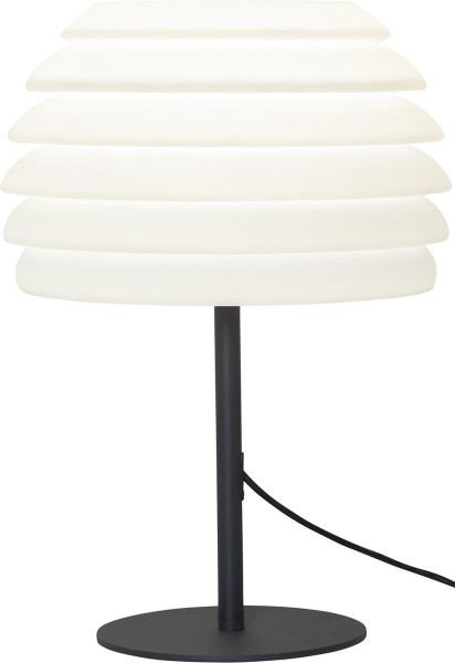 "Stehlampe ""Ambi"" outdoor IP65 - E27 Sockel - H: 51,5cm D: 37cm - max 40W 1"