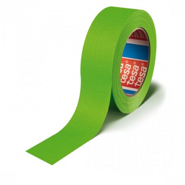Stagetape / Gaffatape - 19mm x 25,00m - UV-aktiv - Grün (Highlight-Tape)