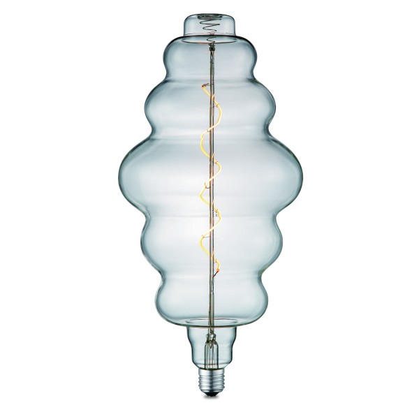 Design LED Leuchtmittel CLOUD clear - 2200K - E27 - 160lm - dimmbar