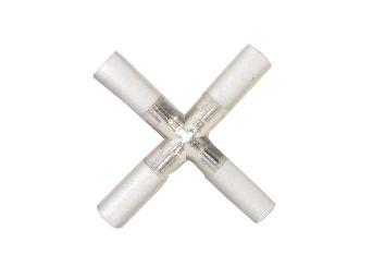 Rubberlight - Lichtschlauch-X-Verbindungsstück