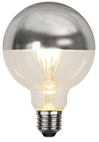 LED GLOBE FILA TOP COATED gold G95 - E27 - 4W - WW 2700K - 330lm - dimmbar