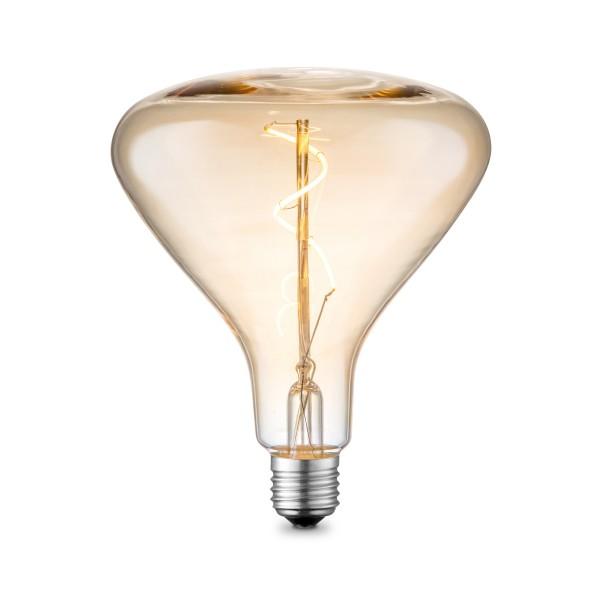 Designleuchtmittel VINO amber - LED Filament - 2200K - E27 - 130lm - dimmbar
