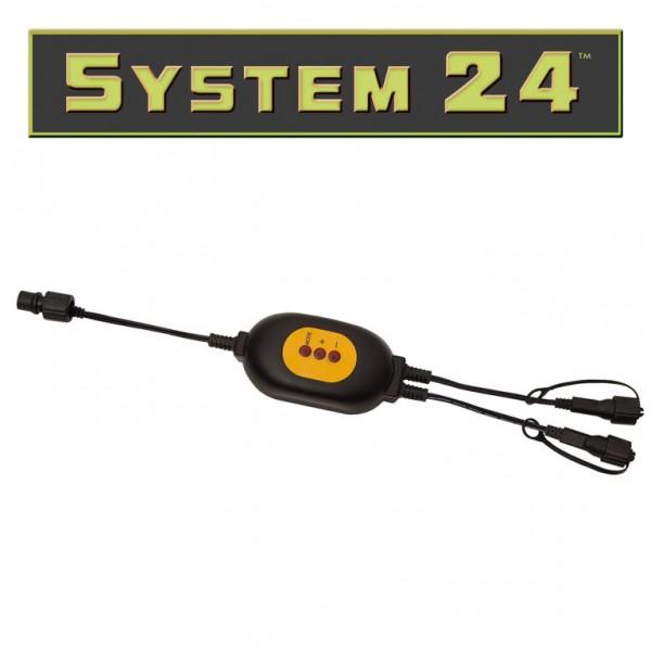 System 24 | WiFi-Controller | koppelbar | 2x Ausgang