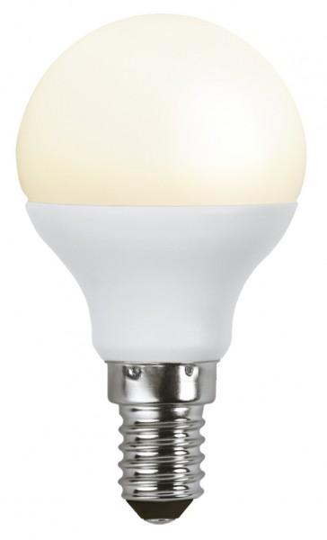 LED Kugellampe OPAQUE RA90 P45 - 5,5W - E14 - warmweiss 2700K - 450lm - dimmbar