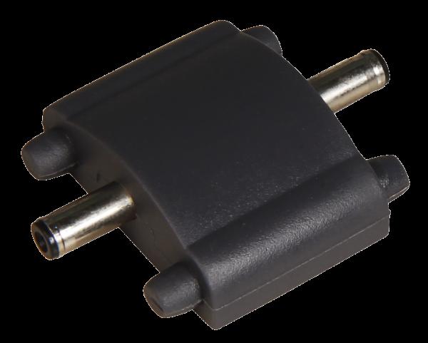 LED gerader Verbinder für Unterbauleuchte 12V - werkzeuglose Montage