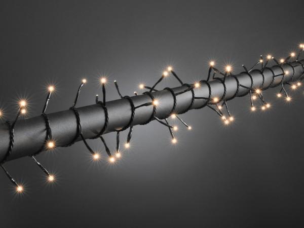 Microlichterkette - Pure - Outdoor - 3,95m - 80 x Warmweiß