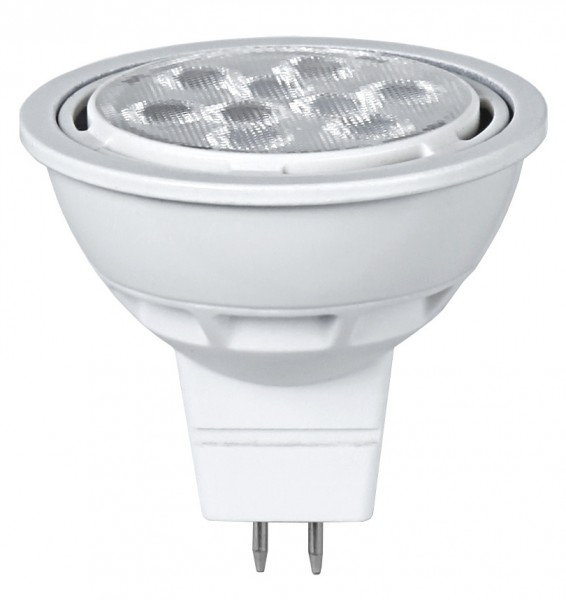 LED SPOT MR16 - 12V - GU5,3 - 36° - 8,0W - warmweiss 2700K - 680lm - dimmbar
