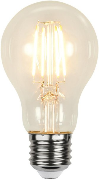 LED Leuchtmittel FILA SENSOR - A60 - E27 - 4,2W - WW 2100K - 350lm - klar