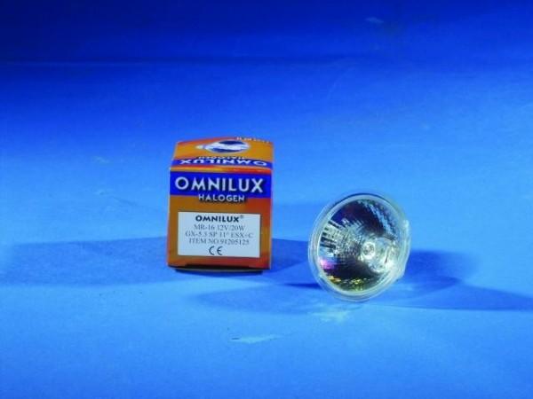 OMNILUX MR-16 12V/20W GX-5.3 SP 12° ESX C