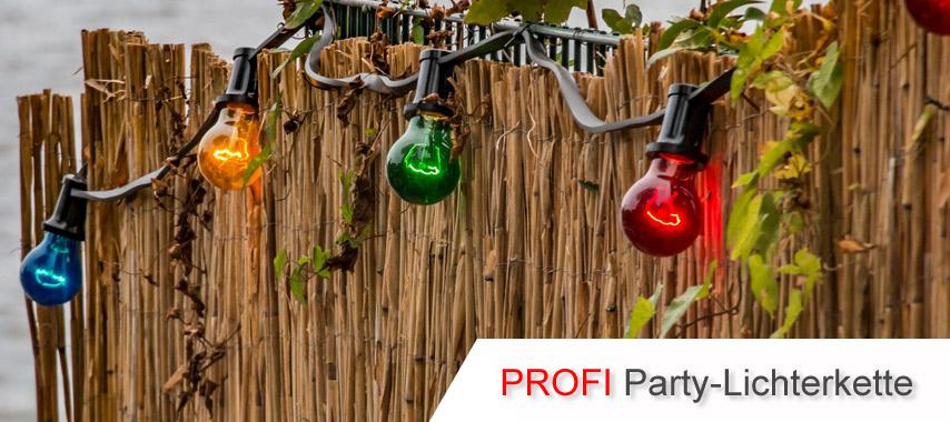 Party-Lichterketten