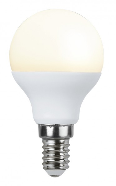 LED Kugellampe OPAQUE RA90 P45 - 5,5W - E14 - naturweiss 4000K - 480lm