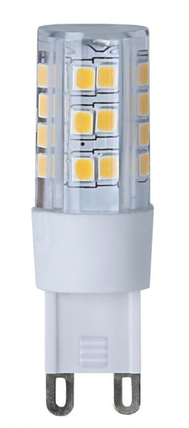 LED Leuchtmittel HALO-LED - 3,6W - G9 - warmweiss 2700K - 400lm - dimmbar