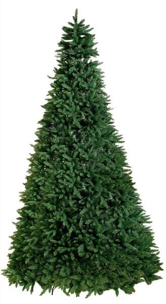 """Weihnachtsbaum """"Calgary"""" - H: 360cm, D: 200cm - Farbe: grün - mit Metallfuss - outdoor"""