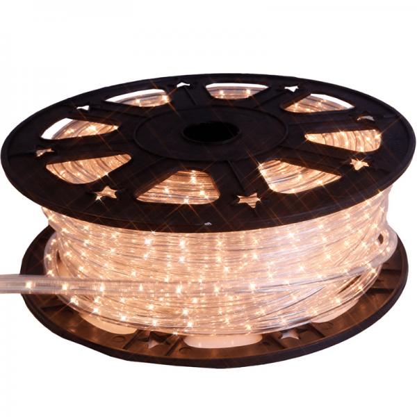 Lichtschlauch ROPELIGHT MICRO   Outdoor   1620 Lampen   45,00m   Kürzbar - warmweiß