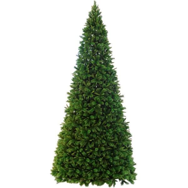 """XXL-Weihnachtsbaum """"Colorado"""" - H: 500cm, D: 235cm - einfacher Aufbau - Farbe: grün - outdoor"""