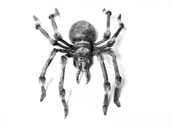 Monsterspinne ARACHNA ca.130cm - biegsame Beine, Kunstfell