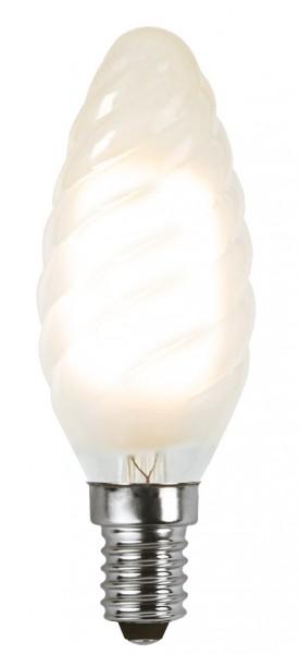 LED Kerzenlampe FILA TC35 - E14 - 1,8W - warmweiss 2700K - 150lm - gefrostet