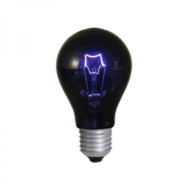 Omnilux A19 - Glühlampe - UV-Lampe / Schwarzlicht - E27 - 75W