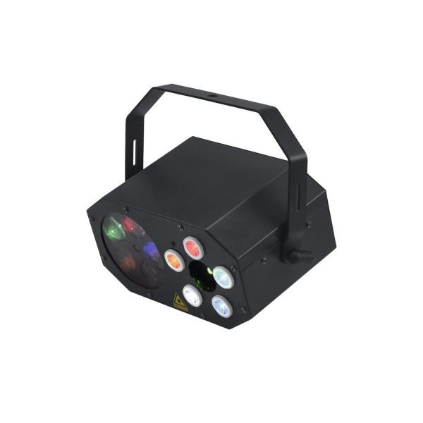 LED Mini FE-5 Laser Goboflower