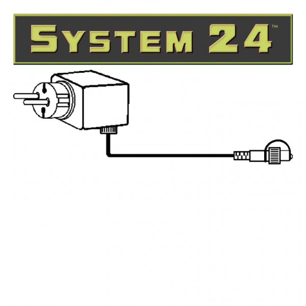 System 24 | Start-Trafo | koppelbar | 1,50m | max. 700 LEDs im Gesamtsystem
