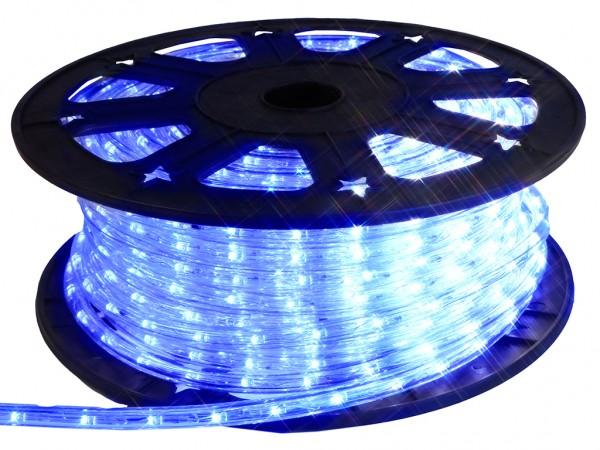 LED-Lichtschlauch | Outdoor | 1620 LED | 45,00m | Blau