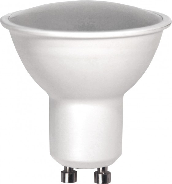 LED SPOT MR16 - 230V - GU10 - 120° - 3,5W - warmweiss 3000K - 280lm