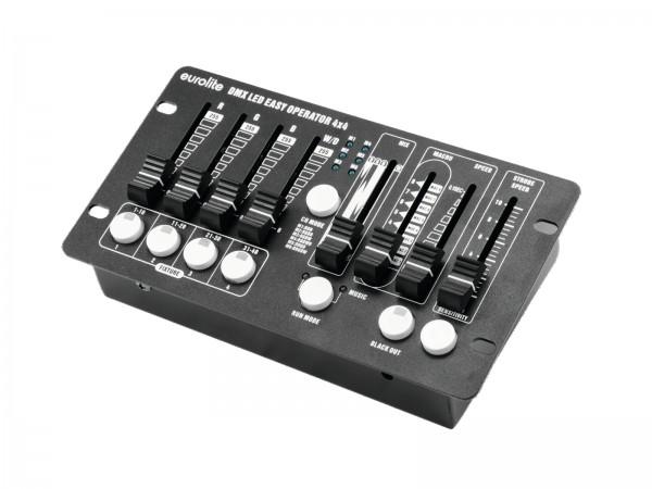 DMX Controller für LED Scheinwerfer (4x4) - Programme - Musiksteuerung