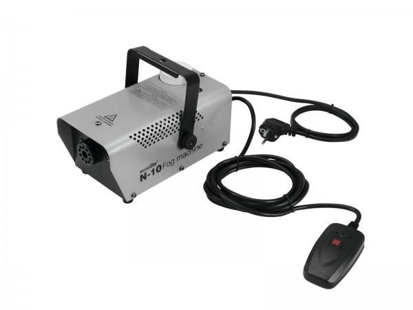 N-10 Kompakte 400-W-Nebelmaschine mit Kabelfernbedienung