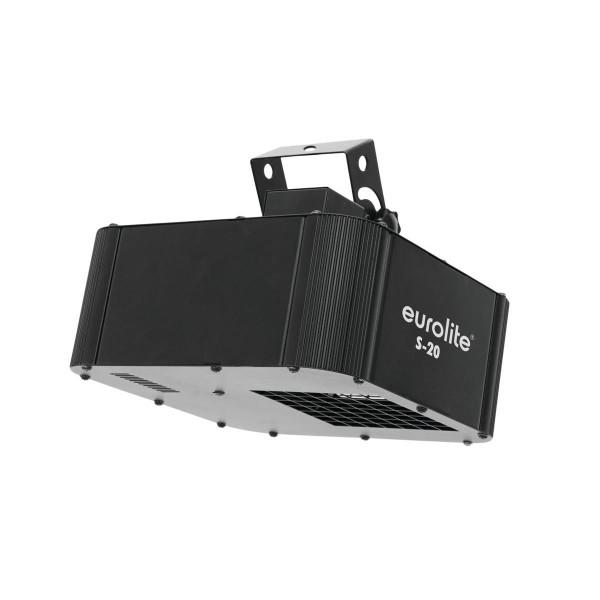 """Laser Simulator """"S-20"""" mit LED Lichtquelle - die echte Alternative zur Lasershow - 20W LED"""