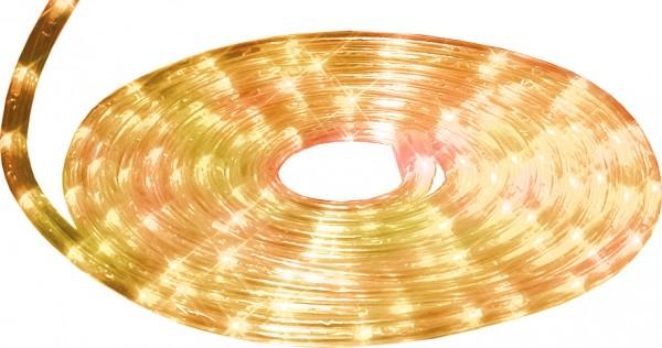 Lichtschlauch | Outdoor | 216 Lampen | 6,00m | Warmweiß