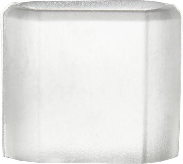 Endkappe NEOLED - 3 Stück - transparent