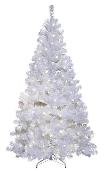 """LED-Weihnachtsbaum """"Ottawa"""" - 260 daylight LEDs - Prelit-Tree - weiß - H: 210cm - outdoor"""