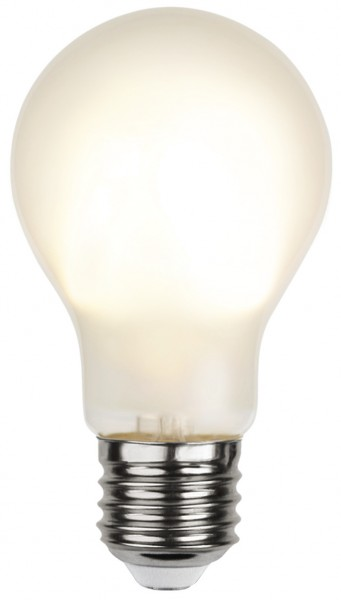 LED Tropfenlampe FILA A60 - E27 - 1,8W - WW 2700K - 150lm - gefrostet