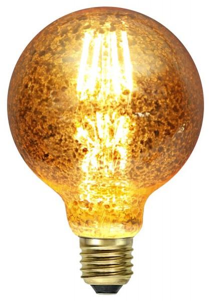 LED GLOBE FILA GOLD G95 - E27 - 3,5W - warmweiss 1900K - 160lm