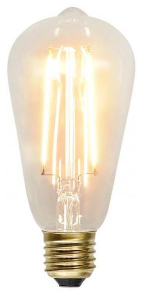 LED Leuchtmittel FILA GLOW ST64 - E27 - 2,3W - ultra-WW 2100K - 230lm - klar