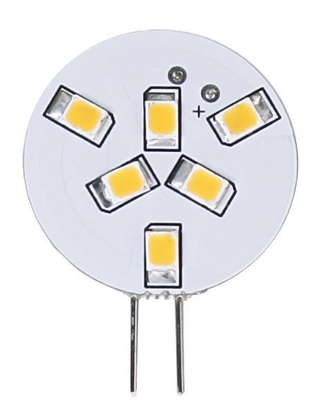 LED Leuchtmittel HALO-LED - 12V - 1W - G4 - warmweiss 2700K - 90lm