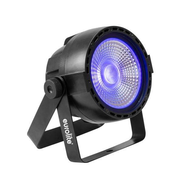 UV Schwarzlicht Fluter Scheinwerfer Spot - COB LED - DMX Steuerung - Musiksteuerung