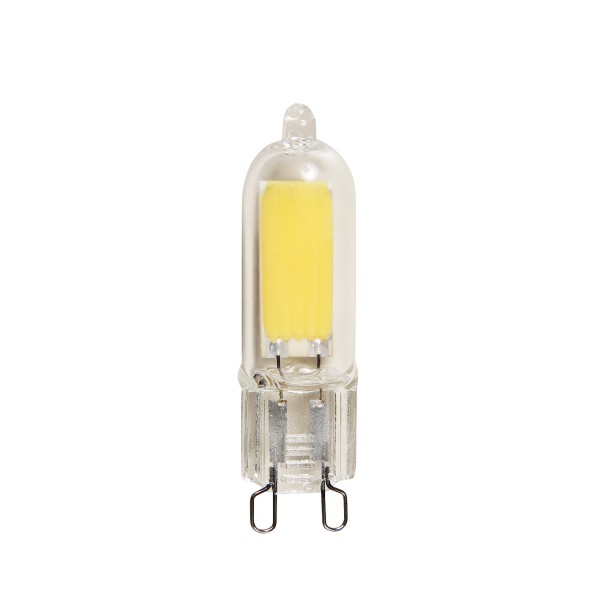 LED Leuchtmittel Stecksockel G9 - 230V - 2W - 220lm - 2700K