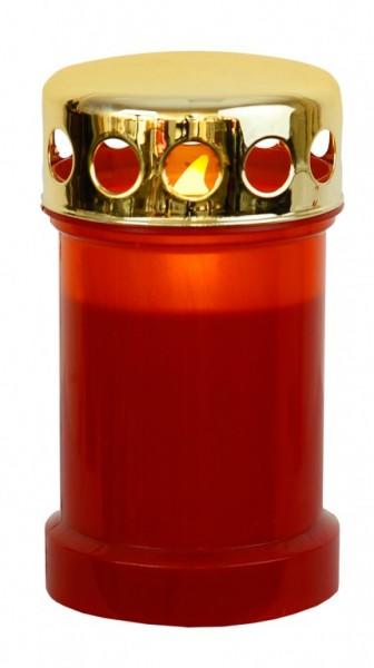 LED-Novenkerze   Memorial   flackernde LED   ↑14cm   12er Set