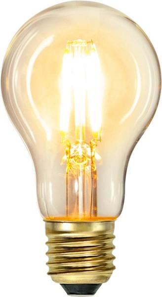 LED Leuchtmittel FILA GLOW - A60 - E27 - 4W - warmweiss 2100K - 400lm - dimmbar