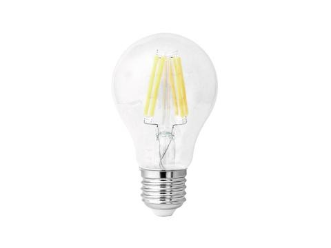 Leuchtmittel   LED   Filament   ?6cm x ?14cm   4W   E27   3000K   400lm   83Ra   EEK A++